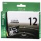 ブラザー互換 LC12BK 顔料ブラック [品番]01-4177