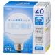 LED電球 ボール電球形 40形相当 E26 昼光色 [品番]06-0292