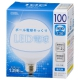 LED電球 ボール電球形 100形相当 E26 昼光色 [品番]06-0296