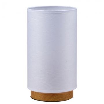 和風スタンド 円柱形タイプ 紙セード 電球別売 [品番]06-1394