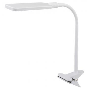 LEDクリップライト 昼白色 ホワイト [品番]07-8169