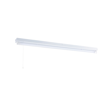 L形ピン直管LEDランプ付照明器具 40W形/昼白色 [品番]07-8491