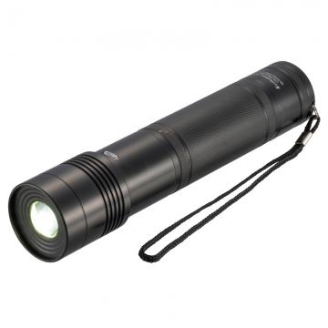 防水 LEDズームライト 620ルーメン [品番]07-8653