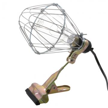 ガードライト 屋外用 200W耐震球付 5m [品番]04-4914