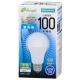LED電球 100形相当 E26 昼光色 広配光 密閉器具対応 [品番]06-2926