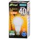 LED電球 40W形相当 E26 電球色 全方向 密閉器具対応 [品番]06-3370