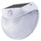 LEDセンサーウォールライト ソーラー発電式 monban 白 [品番]07-8258