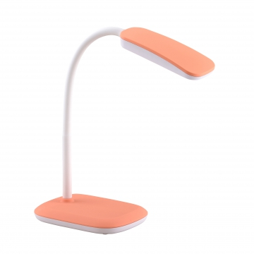 LEDデスクライト オレンジ [品番]06-0161