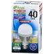 LED電球 40W相当 E26 昼光色 人感センサー [品番]06-3118