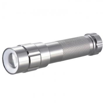 LEDズームライト 防水 50ルーメン [品番]07-8632