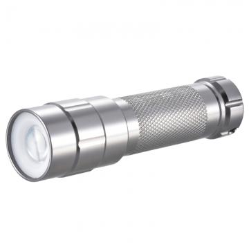 防水LEDズームライト 60ルーメン [品番]07-8634