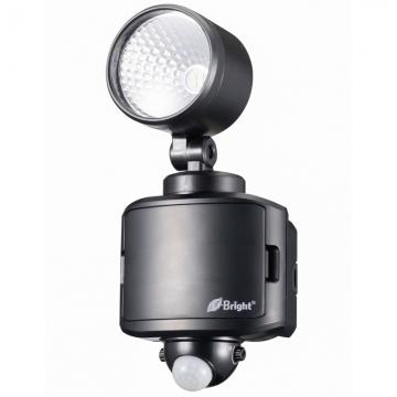 LEDセンサーライト 乾電池式 1灯 [品番]07-9917