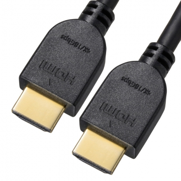 プレミアムHDMIケーブル 4K・3D対応 1m [品番]05-0579