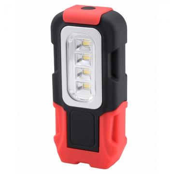 LED多目的作業ライト 単4×3本付 200ルーメン [品番]07-8319