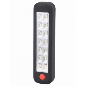 LED多目的作業ライト 単3×4本付 250ルーメン [品番]07-8322