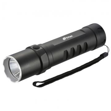強力LEDアルミライト 防水 単3×6本 700ルーメン [品番]07-8668