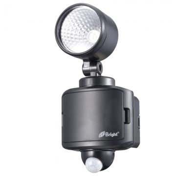 E-Bright LEDセンサーライト 乾電池式 1灯 [品番]07-8723