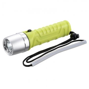 LED潜水ライト 単3×4本 480ルーメン [品番]07-9706