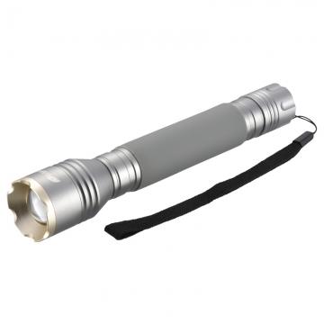 E-Bright LED防水ズームライト 単4×3本 220ルーメン [品番]07-9933
