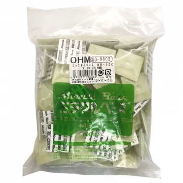 ロックタイベース MB-30 クリア 100個入 [品番]00-9603