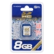 SDHC メモリーカード 8GB [品番]01-3701