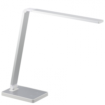 LEDデスクライト 調光 調色 USBポート付 [品番]06-3079