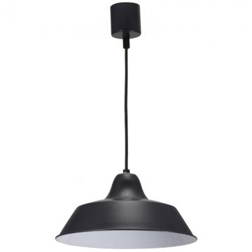 LEDペンダントライト 60W用 ブラック 電球別売 [品番]06-1494