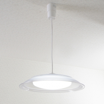 LED洋風ペンダントライト 調光 8畳用 昼光色 [品番]06-0658