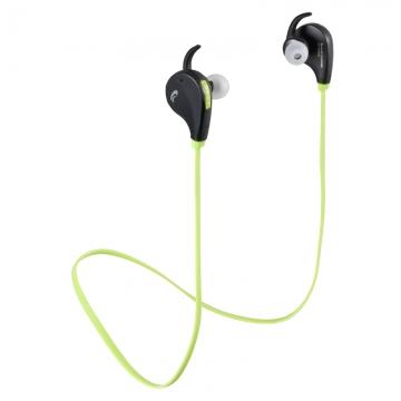 AudioComm ワイヤレスイヤホン Bluetooth スポーツタイプ [品番]03-1021