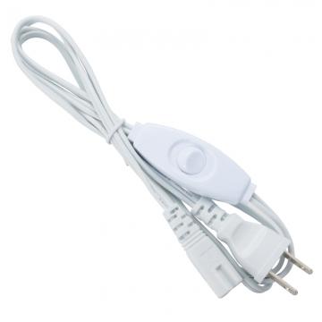 LEDエコスリム多目的灯専用 スイッチ付電源コード [品番]06-0579