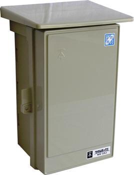 ウオルボックス 屋根付 タテ型 WB-2AJ [品番]00-9448