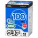 白熱ボール電球 100W E26 G95 クリア [品番]06-0625