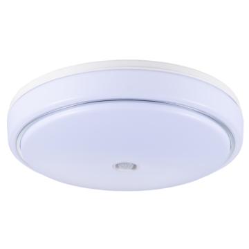 LED内玄関灯 センサー 電球色 [品番]07-9903