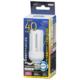 LED電球 D形 E17 40形相当 昼光色 [品番]06-1671