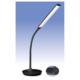 LED調光式デスクライト USB充電機能付 ブラック [品番]06-1904