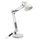 LEDアームライト LED一体型 ホワイト [品番]07-8401