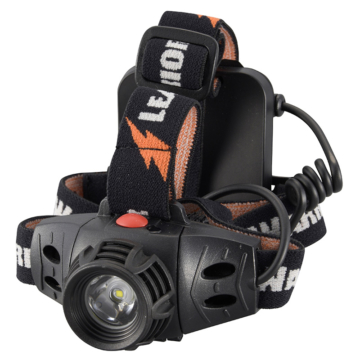 防水 LEDヘッドライト 420ルーメン [品番]07-9798
