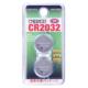Vリチウム電池 CR2032 2個入 [品番]07-9973
