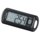3Dセンサー搭載 歩数計 ブラック [品番]08-0076