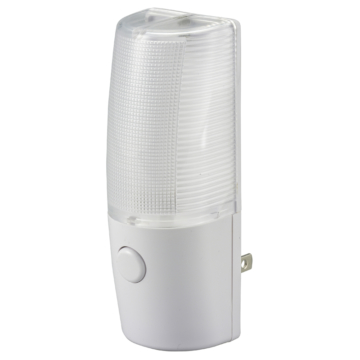 ナイトライト スイッチ式 橙色LED [品番]06-0632