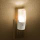 スイッチ式ナイトライト 橙色LED [品番]06-0632