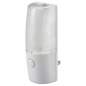 ナイトライト スイッチ式 白色LED [品番]06-0633