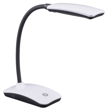 LEDデスクライト 3段階調光 ホワイト [品番]06-1693