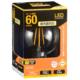 LED電球 フィラメント ボール形 E26 60W相当 調光器対応 [品番]06-3498