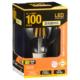 LED電球 フィラメント ボール形 E26 100W相当 調光器対応 [品番]06-3499
