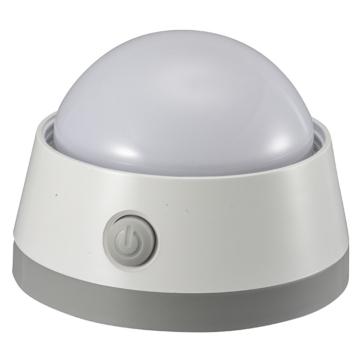 LEDプッシュライト オレンジ色LED [品番]06-0128