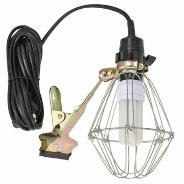 LEDガードライト 60W形 電球付 [品番]06-0175