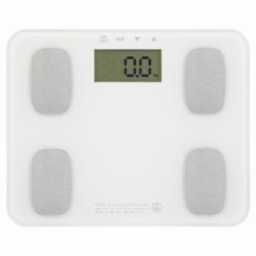 体重体組成計 ホワイト [品番]08-0029