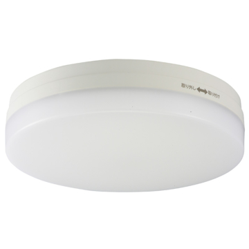 LEDミニシーリングライト 60形相当 電球色 [品番]06-1913