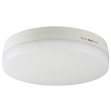 LEDミニシーリングライト 60形相当 昼光色 [品番]06-1914
